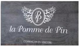 Logo la Pomme de Pin